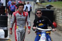 IndyCar Photos - Carlos Munoz, Andretti Autosport Honda, Marco Andretti, Andretti Autosport Honda