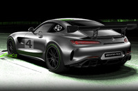 GT Photos - Mercedes-AMG GT4