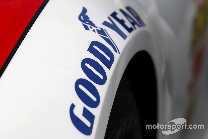 Good Year Logo At Daytona 500 Nascar Sprint Cup Photos