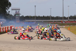 ROK Shifter led by Austin Garrison and Oliver Askew