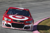 NASCAR Sprint Cup Photos - Kyle Larson, Chip Ganassi Racing Chevrolet