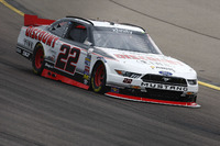 NASCAR XFINITY Photos - Austin Theriault, Team Penske Fod