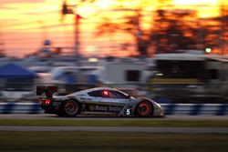 #5 Action Express Racing Corvette DP: Joao Barbosa, Christian Fittipaldi, Filipe Albuquerque, Scott Pruett