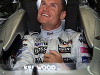 Less chance at Silverstone for Coulthard