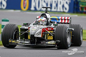 Formula 1 Minardi announce Cosworth engine deal
