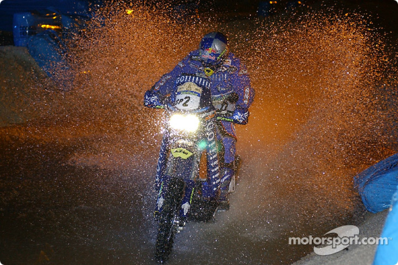 Dakar: Gauloises Racing stage one report