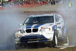 Dakar: BMW stage three report