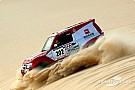 Dakar: Mitsubishi stage 12 report