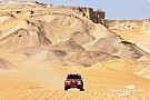 Dakar: Mitsubishi stage 13 report