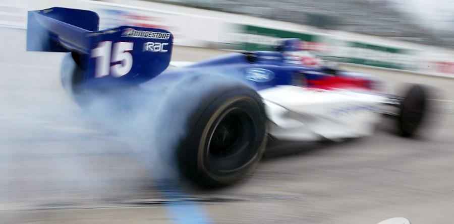 CHAMPCAR/CART: Manning fastest at Brands Hatch