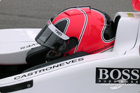 IRL: Castroneves earns first Indy 500 pole