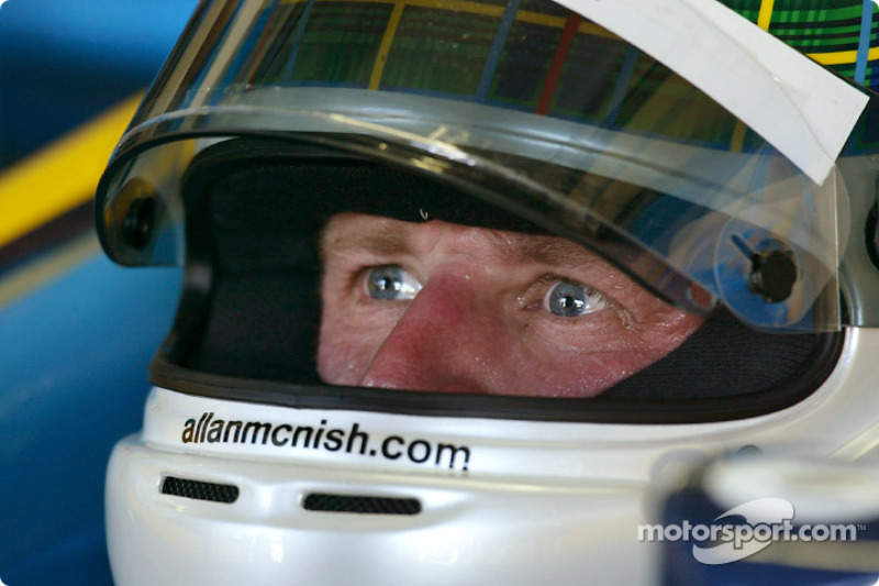 Interview with Allan McNish