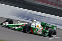 IRL: Kanaan tops Fontana times