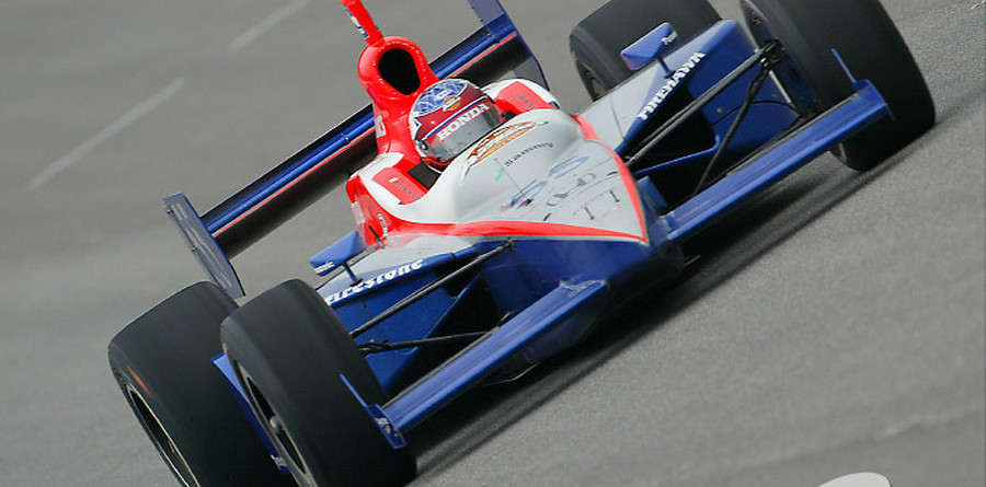 IRL: Hornish fast, Scheckter moves to Panther in 2004