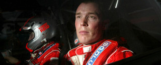 WRC Richard Burns confirms brain tumour