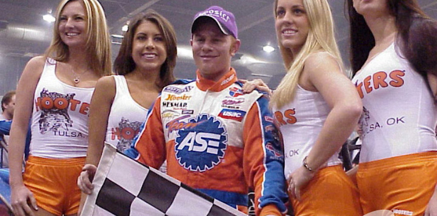 Leffler takes Thursday Chili Bowl victory