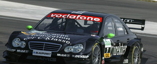 Paffett takes maiden victory at Hockenheim