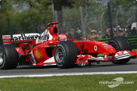 Schumacher keeps perfect score with San Marino GP win