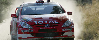 WRC Gronholm takes dominant win at Cyprus Rally