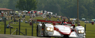 ALMS ALMS returns to Mid-Ohio