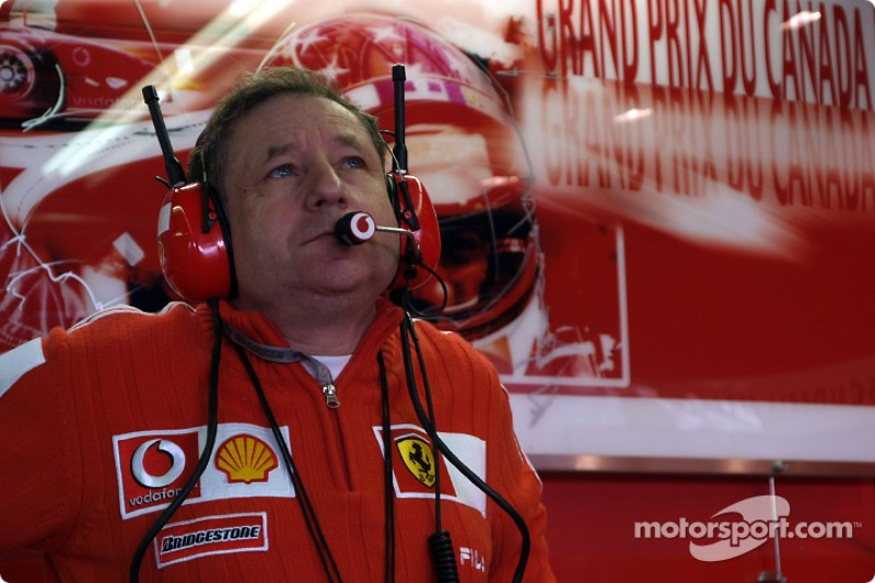 Home race for Todt