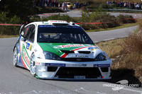 Martin in strong position to win Rally Catalunya