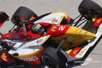 CHAMPCAR/CART: Bourdais gains point back, front row for NHR