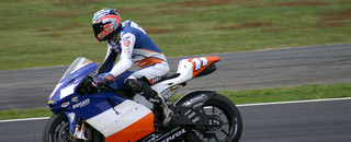 MotoGP Xaus a blue-rider?