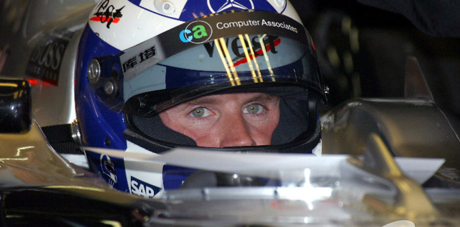 Coulthard heading for Red Bull?
