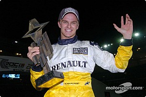 Renault interview with Kovalainen