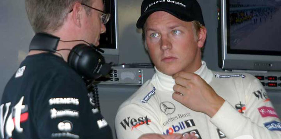 Raikkonen fastest at Jerez again