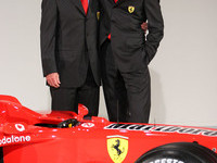 Ferrari ready to fight with F2005