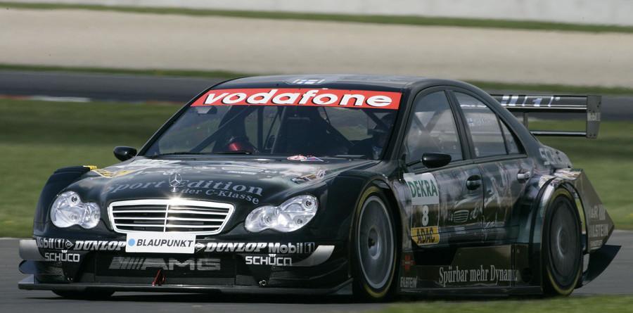 Hakkinen takes Spa pole in wet qualifying