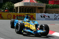 Fisichella fastest in Monaco GP last practice