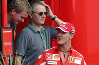 Schumacher keen to be back on track