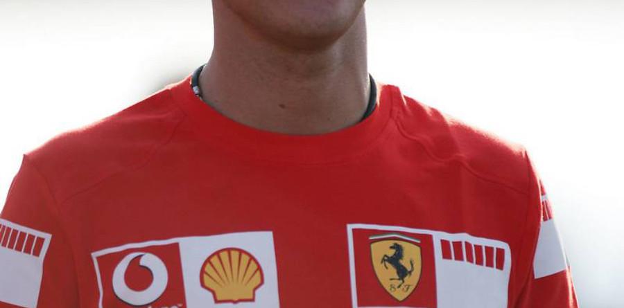 Schumacher motivated for Ferrari's home race
