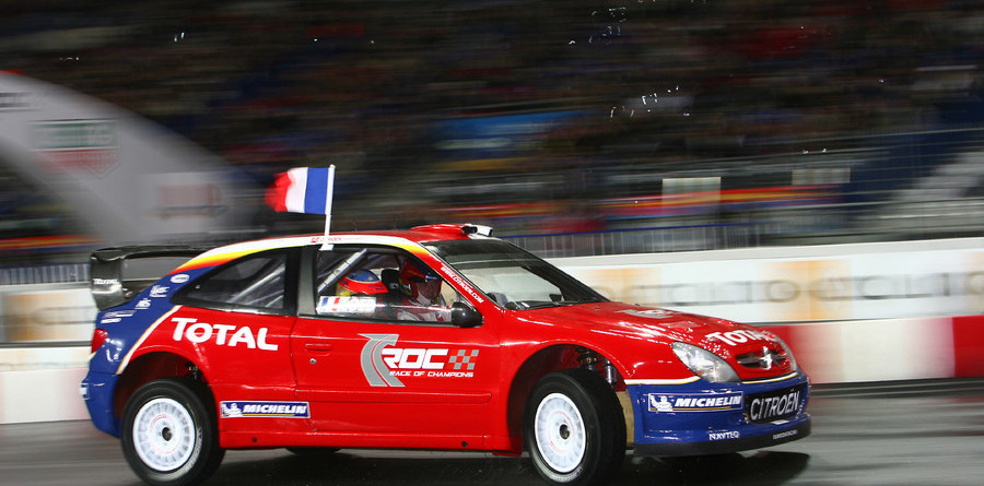 Loeb first two-time Champion of Champions