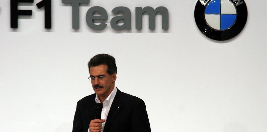 Continuous development for BMW Sauber