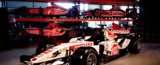 Formula 1 Honda RA106 debuts at Barcelona
