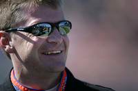 Jeff Burton sails to Daytona 500 pole
