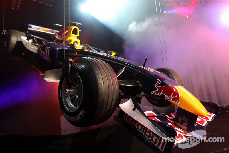 Red Bull presents two teams
