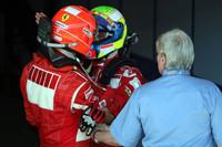 More work to do for Ferrari