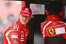 Schumacher prepared for Turkey
