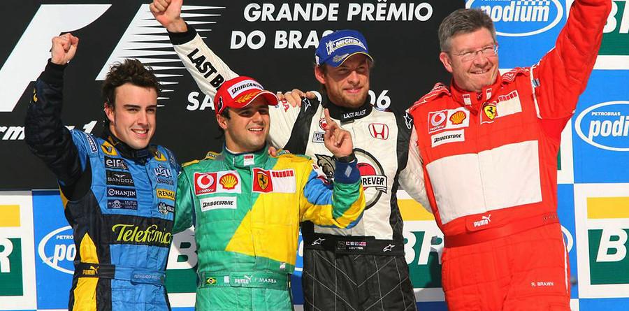 Massa wins Brazilian GP, Alonso is champion