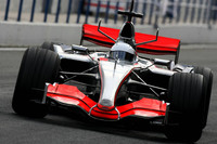 2006 testing concludes at Jerez