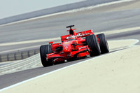 Ferrari leads in Bahrain GP first practice