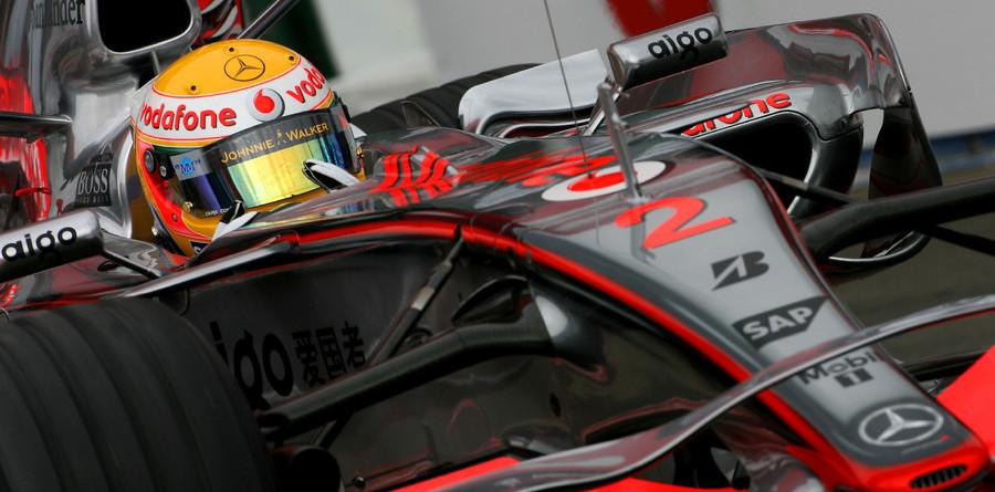 Hamilton leads in European GP first practice