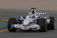 First drive pleases BMW Sauber crew