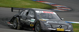 DTM di Resta takes dominant first victory Lausitz