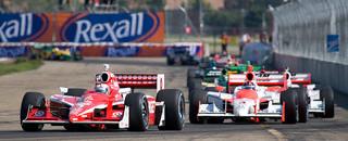 IndyCar Dixon delivers Edmonton victory